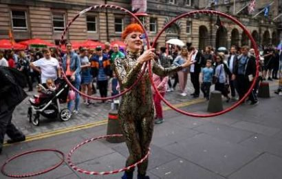 At Edinburgh Festivals, Climate Awareness Comes at a Cost