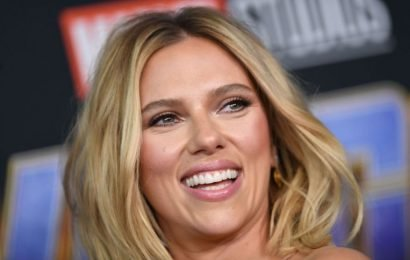 Scarlett Johansson tops Forbes best-paid actress list for second year