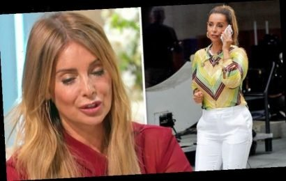 Louise Redknapp: Jamie Redknapp's popstar ex 'had a few tears' after relief of big news