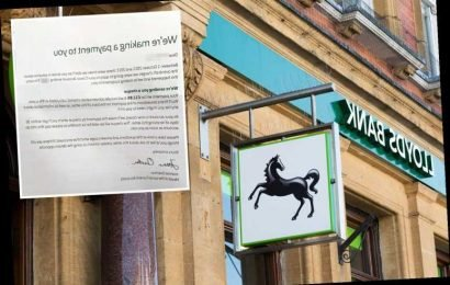 Thousands of Lloyds Bank customers to get refunds for incorrect overdraft charges