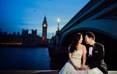 Couples pay £50k for luxury wedding photos – even though they're not married