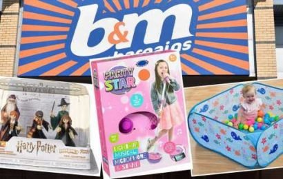 B&M announce huge 2 for £16 toy offer and there's loads to choose from