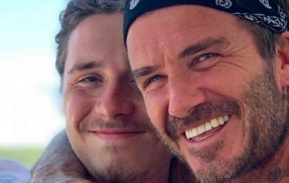 Brooklyn Beckham and Hana Cross follow each other on Insta amid split rumours