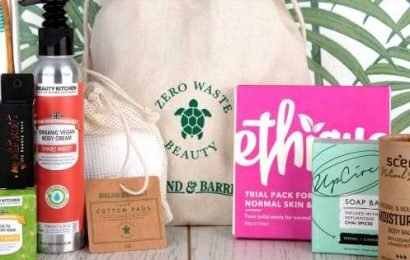 Holland and Barrett launch £20 Zero Waste beauty kit that's worth £67