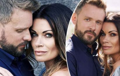 Alison King engaged – Watch EXCLUSIVE behind-the-scenes video of the Coronation Street star's OK! magazine shoot