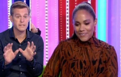 Strictly Come Dancing 2019: Alex Scott announces injury just days before partner reveal