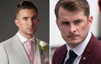 EastEnders spoilers: Ben Mitchell and Callumto marry as star teases couple's future?