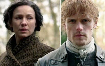 Outlander season 5 spoilers: Jamie Fraser photo teases new look for character 'Yes!'