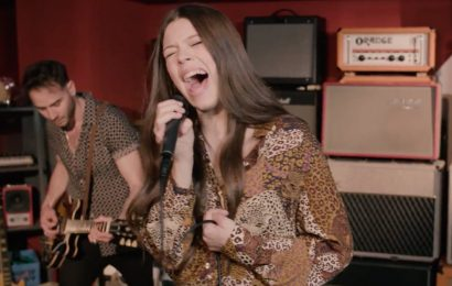 """Courtney Hadwin Joins the Yeehaw Revolution and Gives """"Old Town Road"""" Some Rocker Flair"""