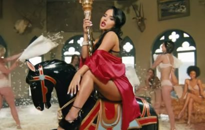 Someone Grab Me a Fan, Because These Becky G Music Videos Are Smokin' Hot