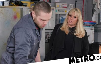 EastEnders boss reveals Sharon and Keanu's affair will explode at Christmas