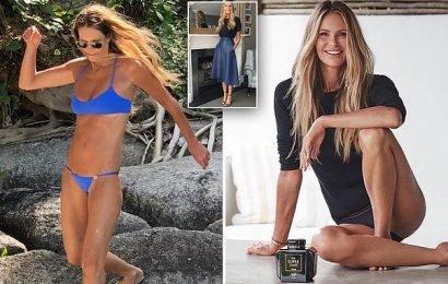 Elle Macpherson reveals the secrets behind her famous body