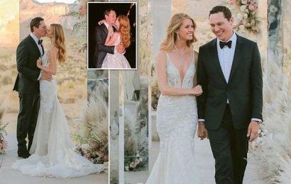DJ Tiësto, 50, marries model girlfriend Annika Backes, 23