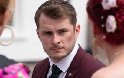 EastEnders wedding showdown sees Ben confess truth about Callum fling to Whitney