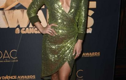 Sharna Burgess attended the 'Dancing With the Stars' season 28 premiere despite being axed