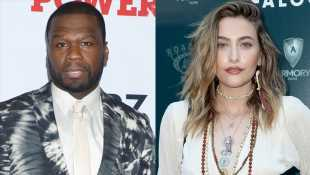 50 Cent Claps Back At Paris Jackson & Shades Dad Michael Over Child Abuse Accusations