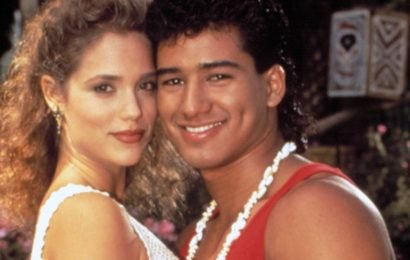 I'm So Excited! Mario Lopez and Elizabeth Berkley Returning For Saved by the Bell Revival