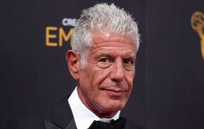 Anthony Bourdain's Possessions Head to Auction After Posthumous Emmy Win