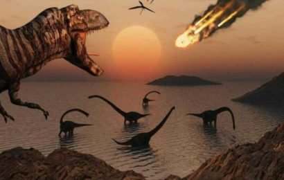 Asteroid That Wiped Out The Dinosaurs Hit With The Force Of 10 Billion Atomic Bombs