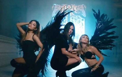 See Ariana Grande, Miley Cyrus, Lana Del Rey's Defiant 'Don't Call Me Angel' Video