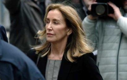 Felicity Huffman Is 'Prepared and Ready to Face Sentencing'