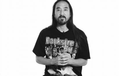 The First Time With Steve Aoki