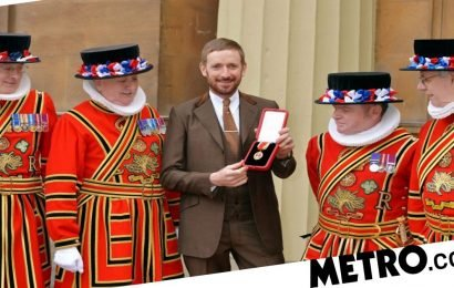 Bradley Wiggins smashed up his knighthood and 'chucked it in the flower bed'