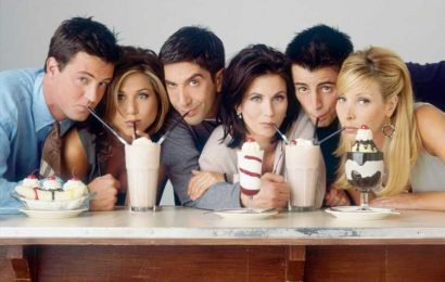 Friends stars are earning £16.1 million a year off the repeats – The Sun