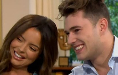 Love Island's Maura and Curtis admit they're STILL not officially a couple as This Morning viewers brand them 'fake' – The Sun