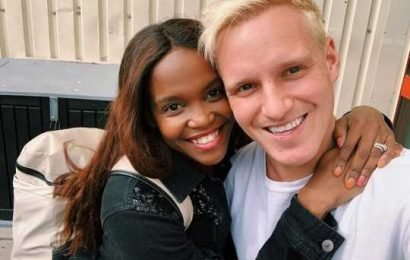 Strictly's Oti Mabuse cried when Jamie Laing quit and spent all day in bed thinking she didn't have a dance partner