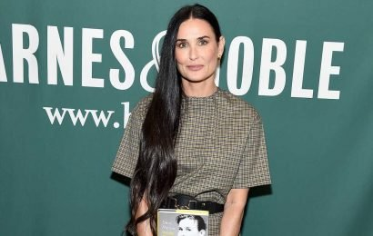 Demi Moore says Ashton Kutcher humiliated her with drunk pics while she battled alcoholism