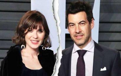 Zooey Deschanel and Jacob Pechenik Split After 4 Years of Marriage