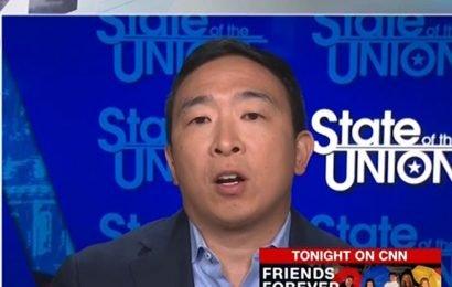 Andrew Yang Says Forgive  New 'SNL' Star Shane Gillis for Asian Jokes