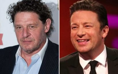 Marco Pierre White branded a 'hypocrite' for blasting Jamie Oliver over chain collapse when TEN of his businesses have gone bust – The Sun