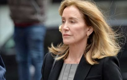 Er, It Looks Like Felicity Huffman Might Be Going to Prison for Her Part in the College Admissions Scandal