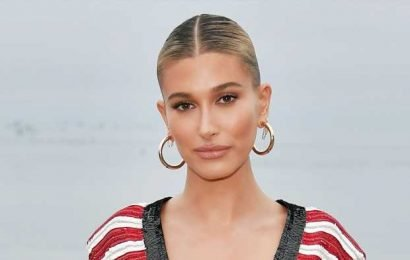 Hailey Bieber Gets New Neck Tattoo And Fans Think It's Taylor Swift Inspired!