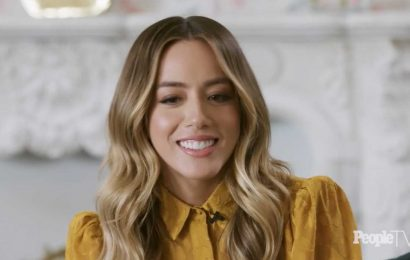 Abominable star Chloe Bennet says riding her huge dogs as a kid prepared her for the role