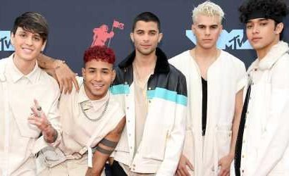 CNCO Drop New Song 'La Ley' From Upcoming EP – Listen Now!
