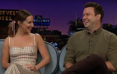Fun Fact: Ashley Tisdale and SNL's Taran Killam Share a Magical Disney History