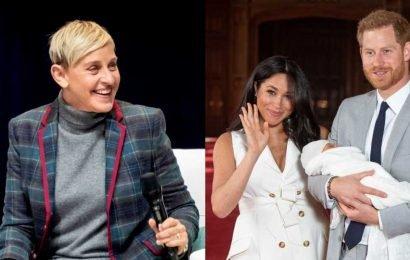 Ellen DeGeneres Scores Eternal Bragging Rights with New Baby Archie Story