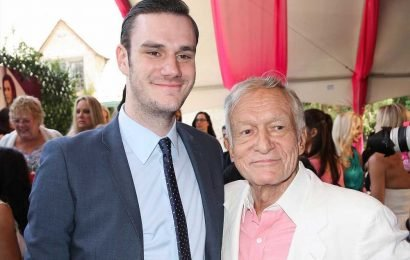 Hugh Hefner's Son Cooper Honors Late Playboy Icon on 2nd Anniversary of His Death with Touching Tribute