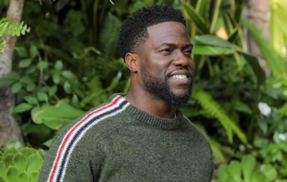 Kevin Hart Suffers 'Major Injuries' After Car Veers Off Road Into A Ditch