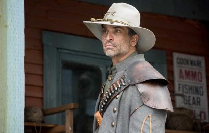 Arrowverse crossover: Johnathon Schaech returning as Jonah Hex in Crisis on Infinite Earths