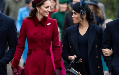 Meghan Markle & Kate Middleton Will 'Never Be Best Friends'