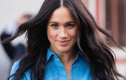 These New (Old) Photos of Meghan Markle on the Set of 'Suits' Are a Mood