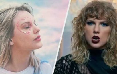 Which Taylor Swift Album Are You Based On The Visuals You Pick?