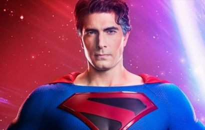 Brandon Routh Suits Up as Superman for CW Crossover – See the First Look!