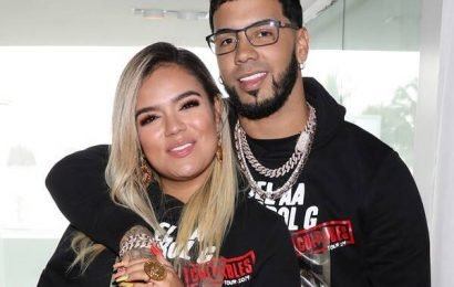 Anuel AA and Karol G Are Couple Goals: See Their Cutest Moments