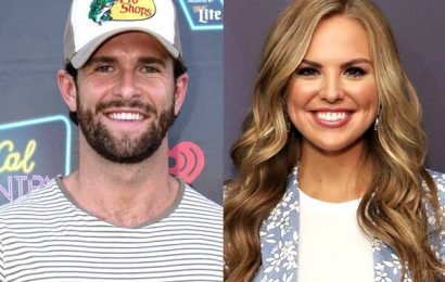 Jed Wyatt Says He Supports Hannah Brown on DWTS But…