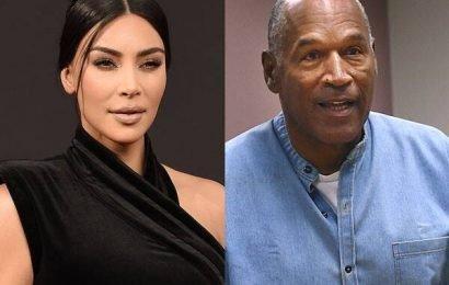 Kim Kardashian Reveals ''Emotional'' Moment She Ran Into O.J. Simpson